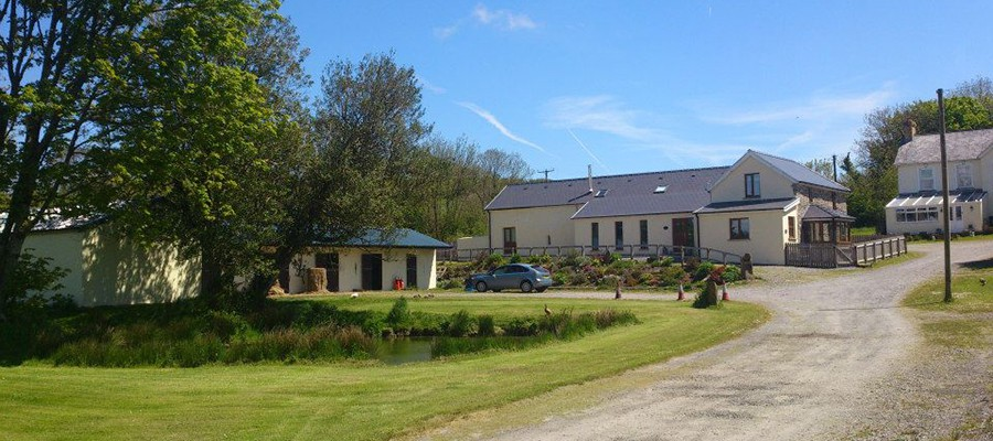 Cefn Du Holiday Cottages