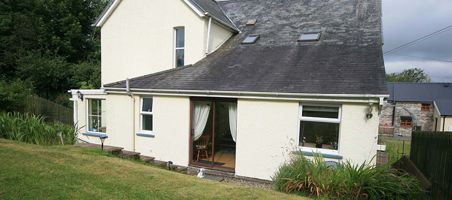Cefn Du Holiday Cottages - Shetland Cottage